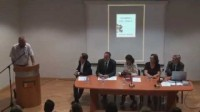 Entrega del Premio de Poesía – XXI Premio de la Critica Literaria Valenciana.