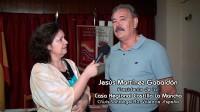 Reportaje al Pte.de la Federación de las Casas Regionales de Castilla la Mancha