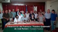 """""""Palabra Quebrada"""" se presentó en A-Rimando – Poemario de Yoossett Huelva"""
