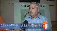 X Semana Cultural – del 3 al 8 de Noviembre – Asoc. Ctral. Castilla-La Mancha – Mislata