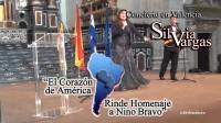 """Concierto de Silvia Vargas """"El Corazón de América Rinde Homenaje a Nino Bravo"""""""