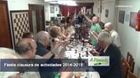 Cena Fin de Curso 2014 – 2015 en A-RIMANDO