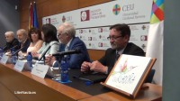 """""""Surcadora"""" de Marichu Fernández es presentada en el Palacio de Colominas CEU"""