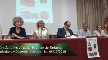 """Presentación de """"Una mala jugada"""" durante jornada cultural del Granada Costa en Valencia"""