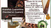 Navidad en Guaraní: Info – Mapa del lugar de celebración