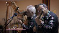 Folklóre musical e Invitación para la 6º edición de Arte y Cultura Paraguay – España