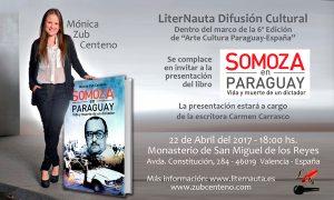 "Presentación del ""Somoza en Paraguay"" de Mónica Sub Centeno"