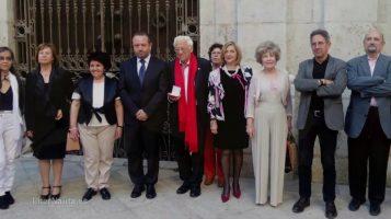 El Padre Ángel recibe en Valencia la máxima distinción de la UNEE