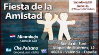 Fiesta de la Amistad – Raíces Guaraníes