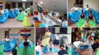 Músicas y bailes tradicionales celebran la amistad