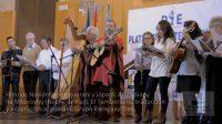 Interculturalidad dio la nota en la Navidad Guaraní de Valencia
