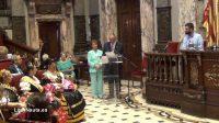 La Poesía en Valencia corona a su Reina y nombra Dama y Caballero