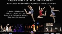 Arte sin Fronteras llega a España en el marco de su gira mundial