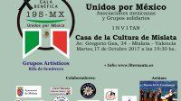 Unidos por México – Evento Solidario 17/10/2017